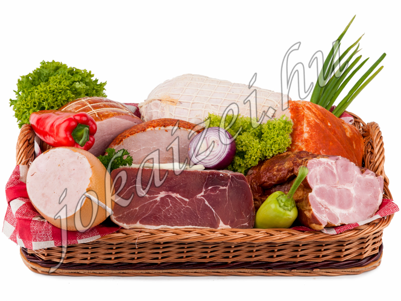 Selection of Ham